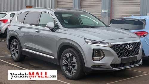 هیوندای موتور | Hyundai Santa Fe سانتافه نسل چهارم