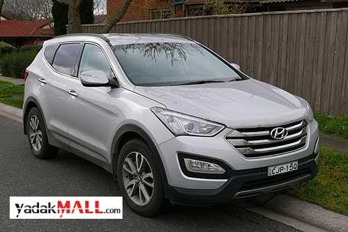 هیوندای موتور | Hyundai Santa Fe نسل سوم هیوندای سانتافه