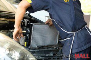 رادیاتور | Radiator replace