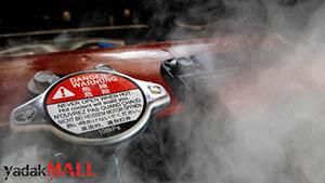 رادیاتور | overheated motor 2