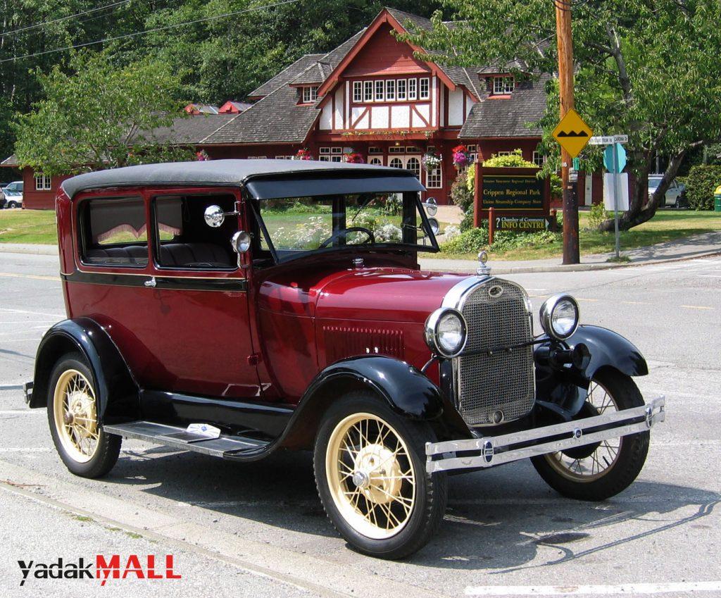اولین سپر خودرو، فورد