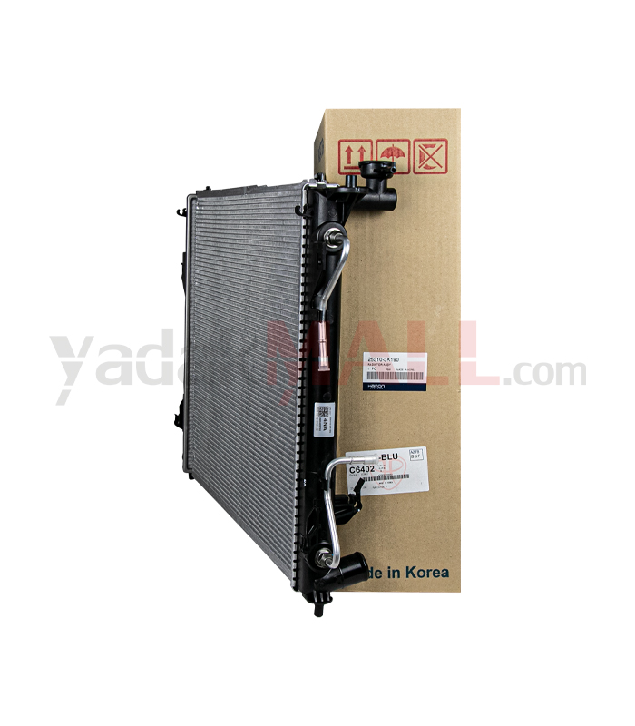 رادیاتور سوناتا و اپتیما-رادیاتور کامل-yadakMALL-253103K190-HANON