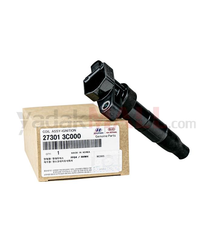 کوئل سانتافه-کوئل سر شمع-Genuine Parts-جنیون پارتس-273013C000-yadakMALL