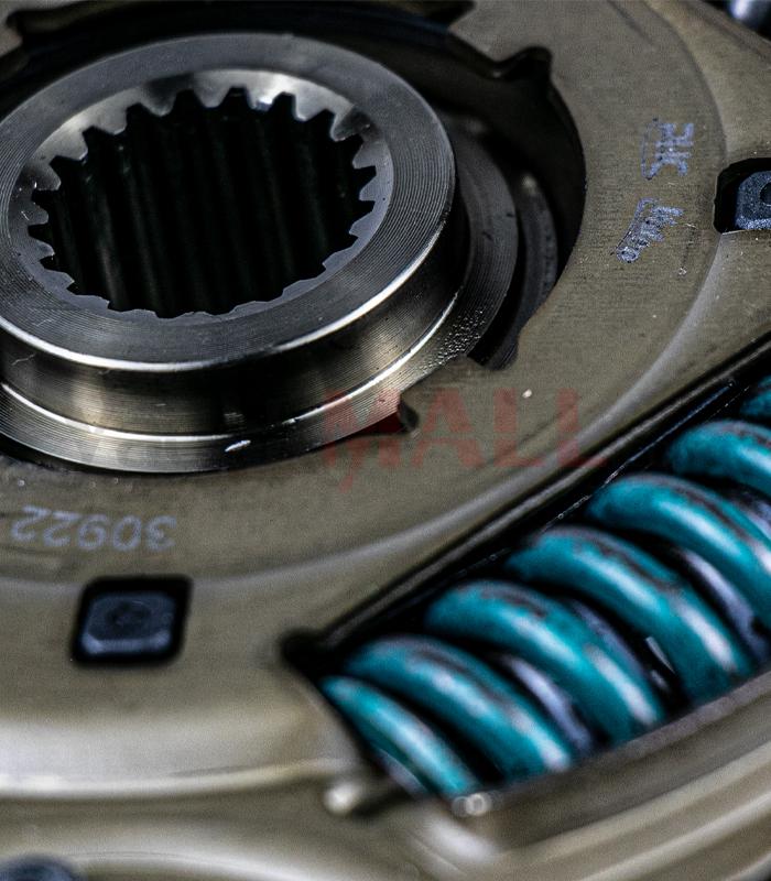 صفحه کلاچ سراتو 2008 -دیسک،نگهدارنده و صفحه کلاچ-Valeo- 4110028610-yadakMALL