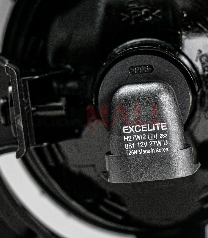 چراغ مه شکن سورنتو-جلو چپ-Genuine Parts-جنیون پارتس-922013E500-yadakMALL