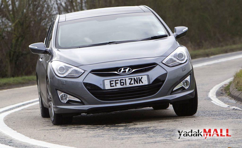معرفی و مشخصات هیوندای i40 Hyundai i40
