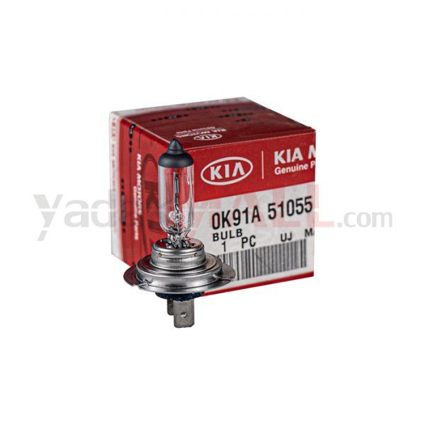 لامپ چراغ سراتو 2008-yadakMALL-0K91A51055-Genuine Parts