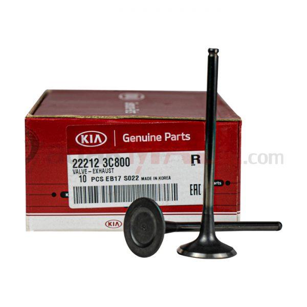 سوپاپ دود سوناتا،آزرا،سورنتو،اپیروس و...-yadakMALL-222123C800-Genuine Parts