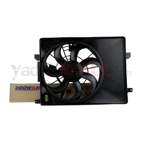 فن رادیاتور توسان و اسپورتیج-مجموعه کامل-yadakMALL-253802S500-DOOWON