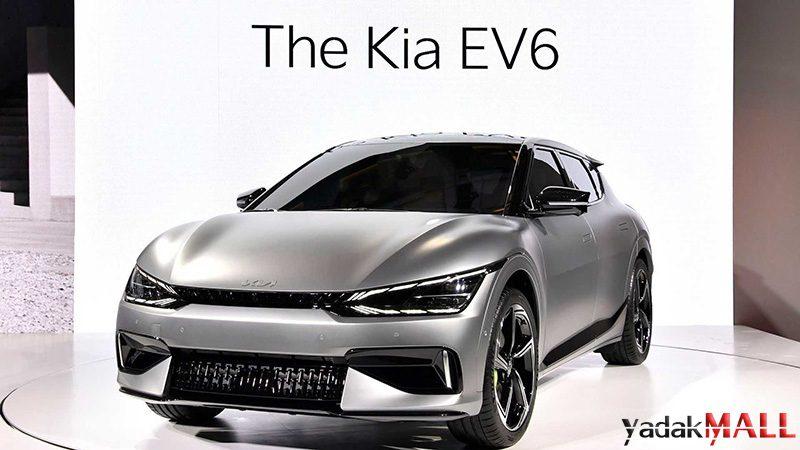 کیا EV6 طراحی خارجی نمای طراحی جدید دماغه yadakMALL