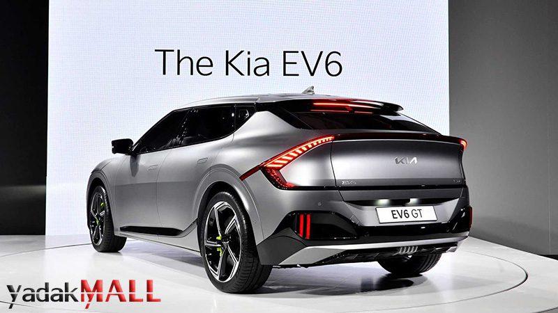 کیا EV6 طراحی خارجی نمای بیرونی عقب yadakMALL